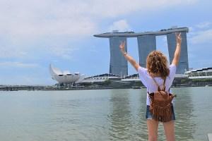 Irene viajar sola por el sudeste asiático