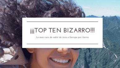 10 cosas raras