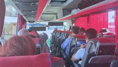 viajar en bus por turquía