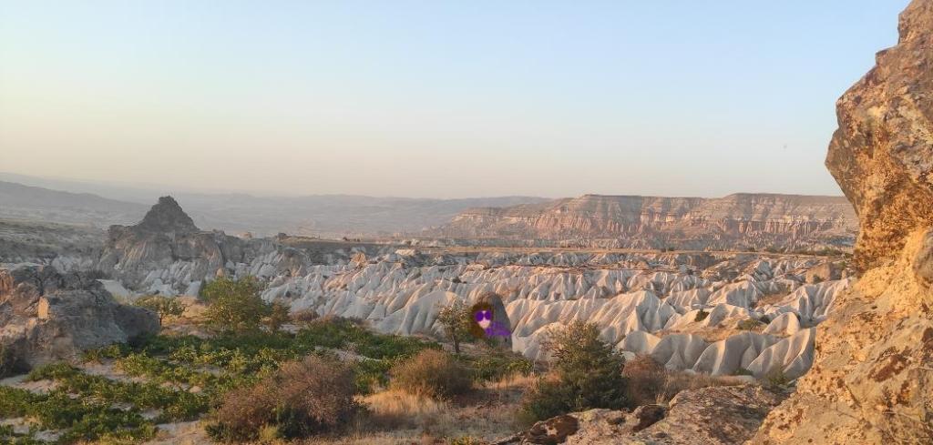 valle rojo y rosa capadocia