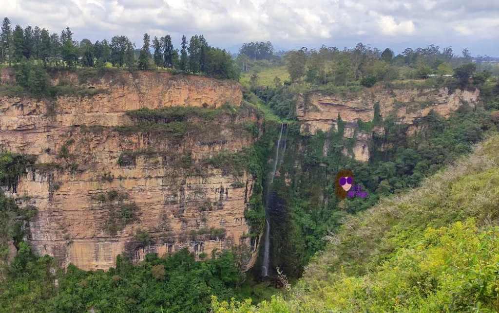 Salto del Duende Santander