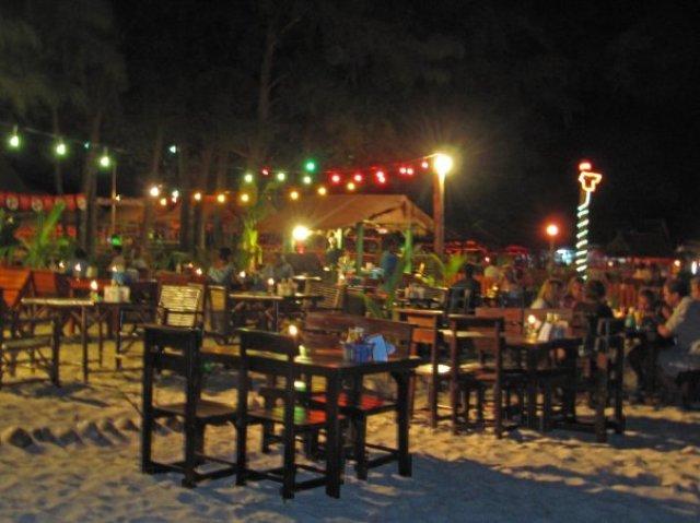 Funky Fish Bar auf Ko Lanta