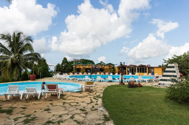 Hotel in Trinidad Kuba