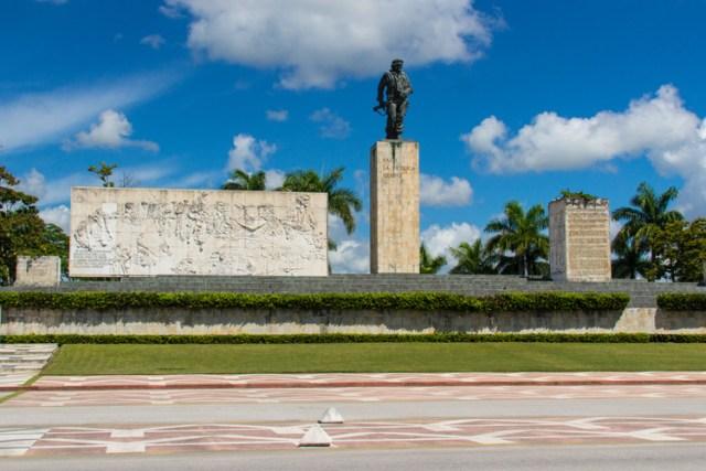 Che Guevara Denkmal Santa Clara