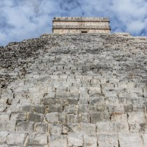 El Castillo Chichen Itza 3