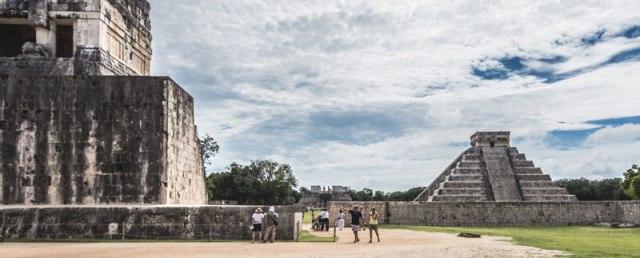 Chichen Itza TIpps Maya Pyramiden