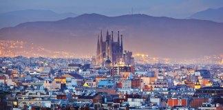 Barcelona Reisetipps Blick auf Stadt