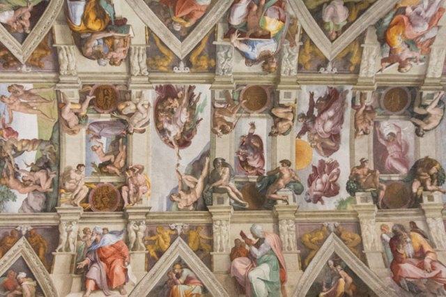 vatican-sistine-chapell-michelangelo