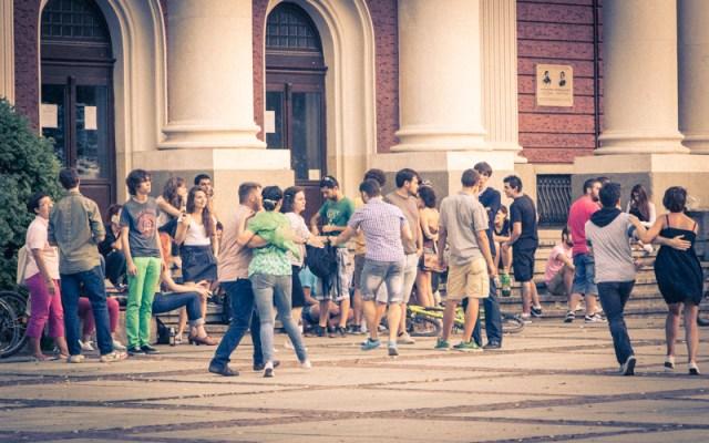 Akademisches Nationaltheater Iwan Wasow: Treffpunkt für junge Leute und Tanzwütige