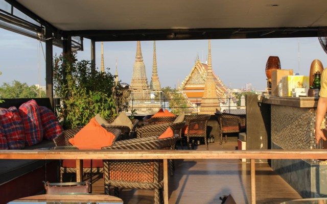 Bangkok Bar Tipps mit Wat Pho