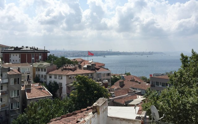 Istanbul Unterkunft Tipp Beyoglu