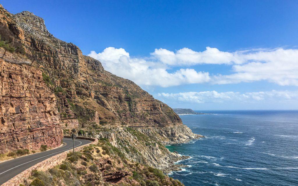Tip van Kaapstad: Chapman's Peak Drive