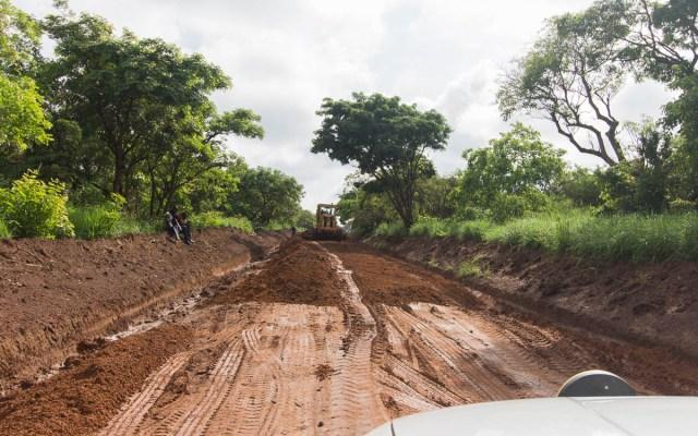 Piste Masindi - Paraa (MFNP)