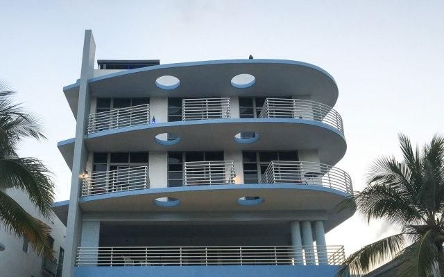 Miami Beach Sehenswürdigkeiten Art Deco District