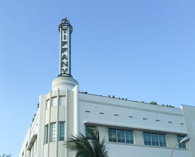 Miami Beach Sehenswürdigkeiten Tiffany & Co. im Miami Design District Miami Beach