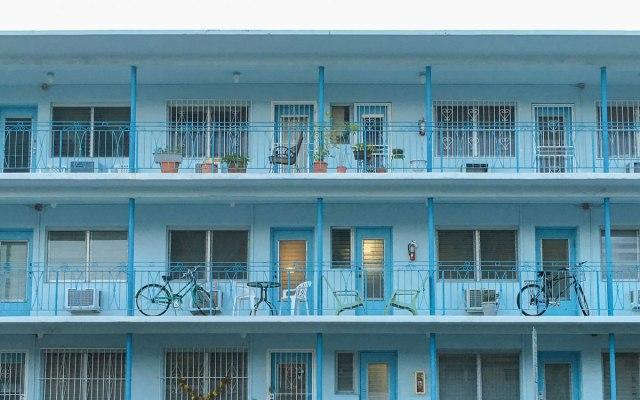 Miami Beach Sehenswürdigkeiten pastellfarbene Häuser