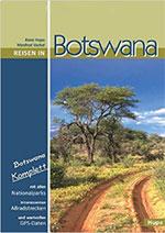 Botswana Reiseführer Empfehlung Hupe Verlag
