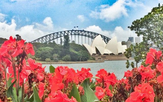 australien-sydney-skyline