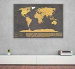 world map-cadeau-ideeën