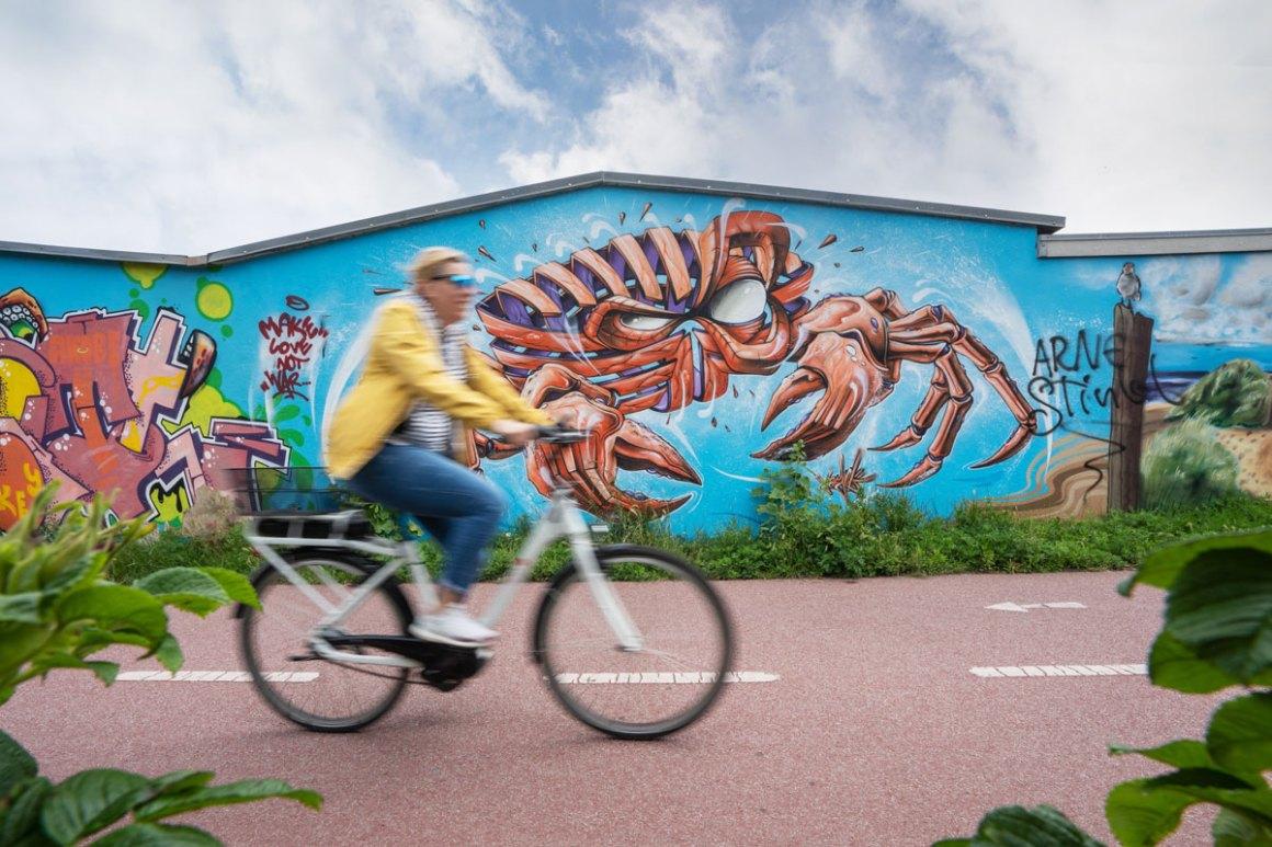 Street Art Westerland