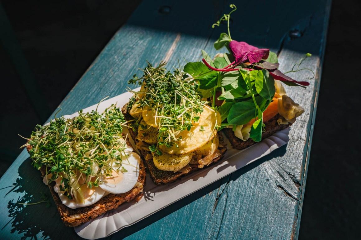 Kopenhagen-voedselleidvlak-smørrebrøds