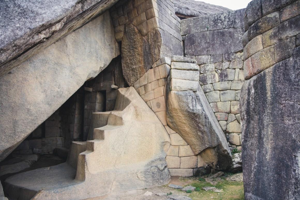Machu Picchu-architectuur