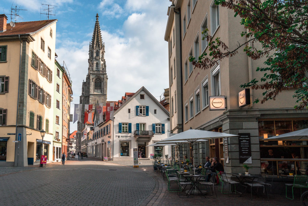 Constance Munster oude stad