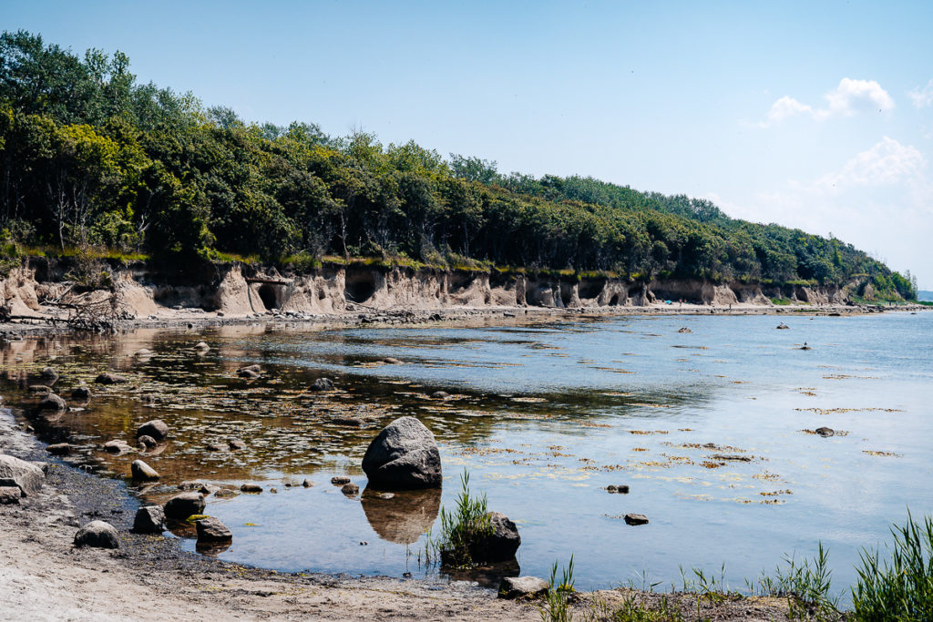 Cliff eiland Poel
