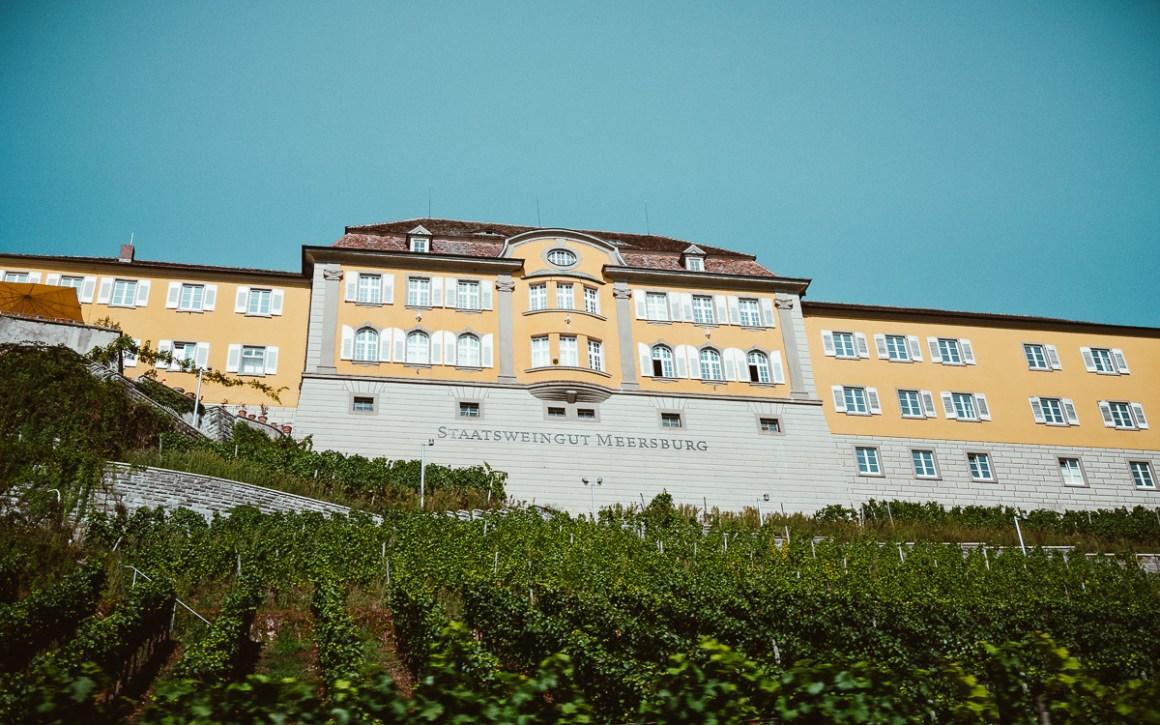 Meersburg State Winery op de Bodensee