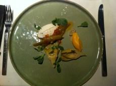 Mikla: Vegetables & Zeytinyağlı