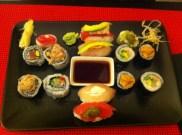Fantastische Sushi (Di Terra, Santa Maria, Sal)