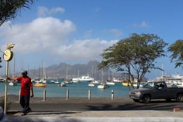 Mindelo Bay