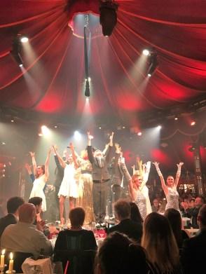 Grande Finale: Alle Künstler lassen sich noch einmal bejubeln
