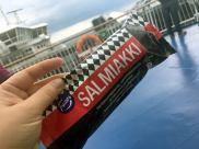 Salmiakka - finnisches Lakritzeis!