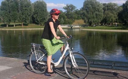 Der E-Bike-Boom geht weiter, 2017 wurden insgesamt 720.000 Exemplare in Deutschland verkauft.
