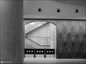 #10 - Museo Pablo Serrano - acceso