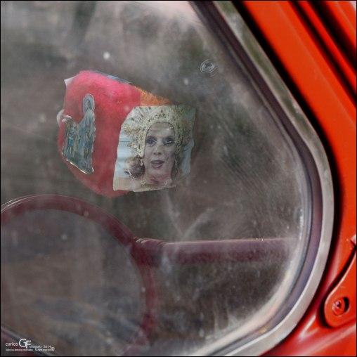 Rojo ferrari - maría jimenez