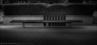 El parque - banco