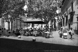 La plaza