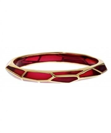 isharya_bratara_raspberry_translucent_resin_18k_gold_plated_brass_700ron