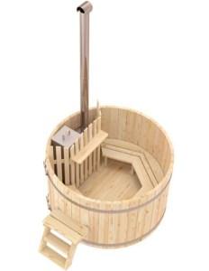 ciubar din lemn baie