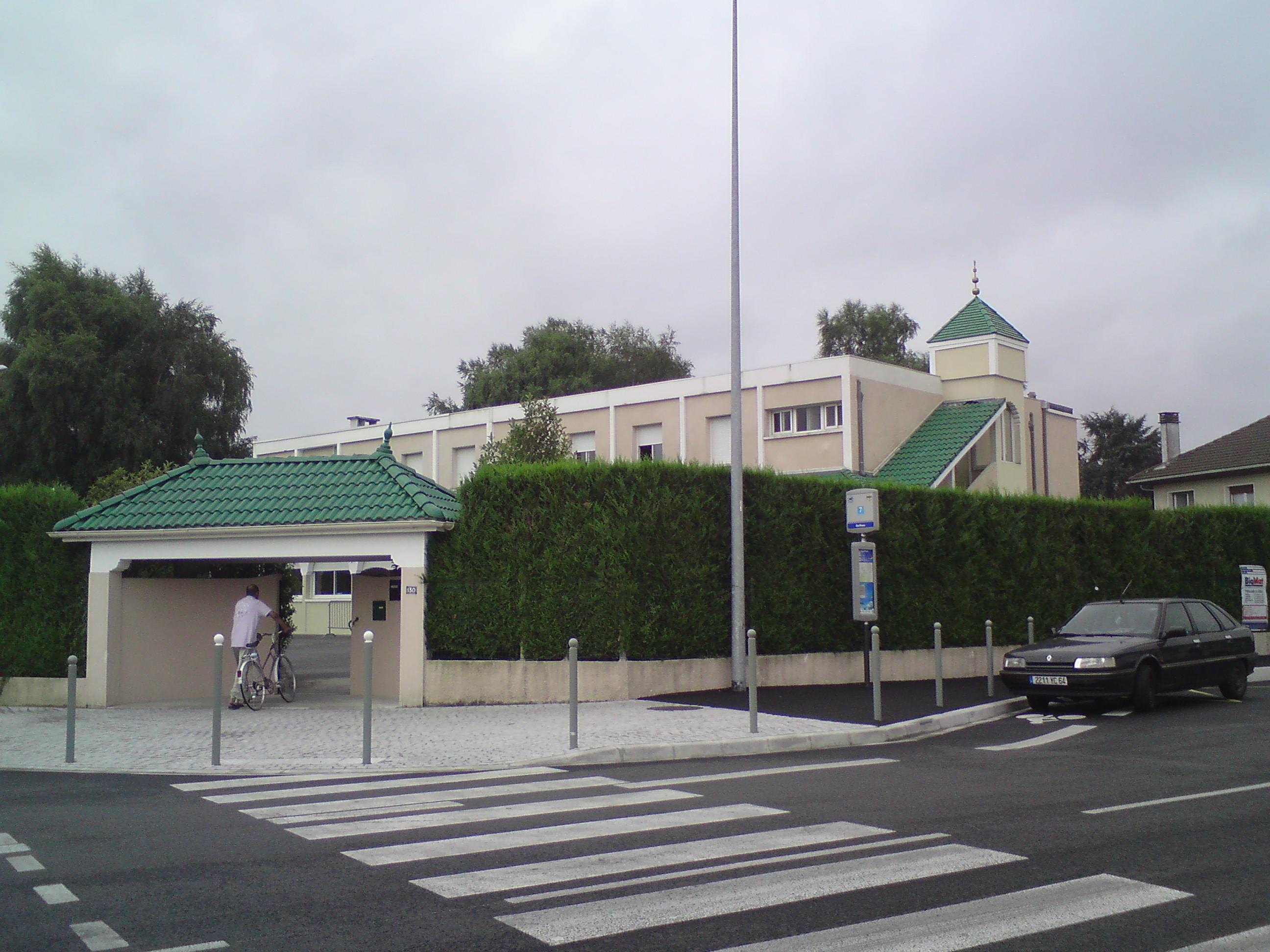 Mosque de Pau - France