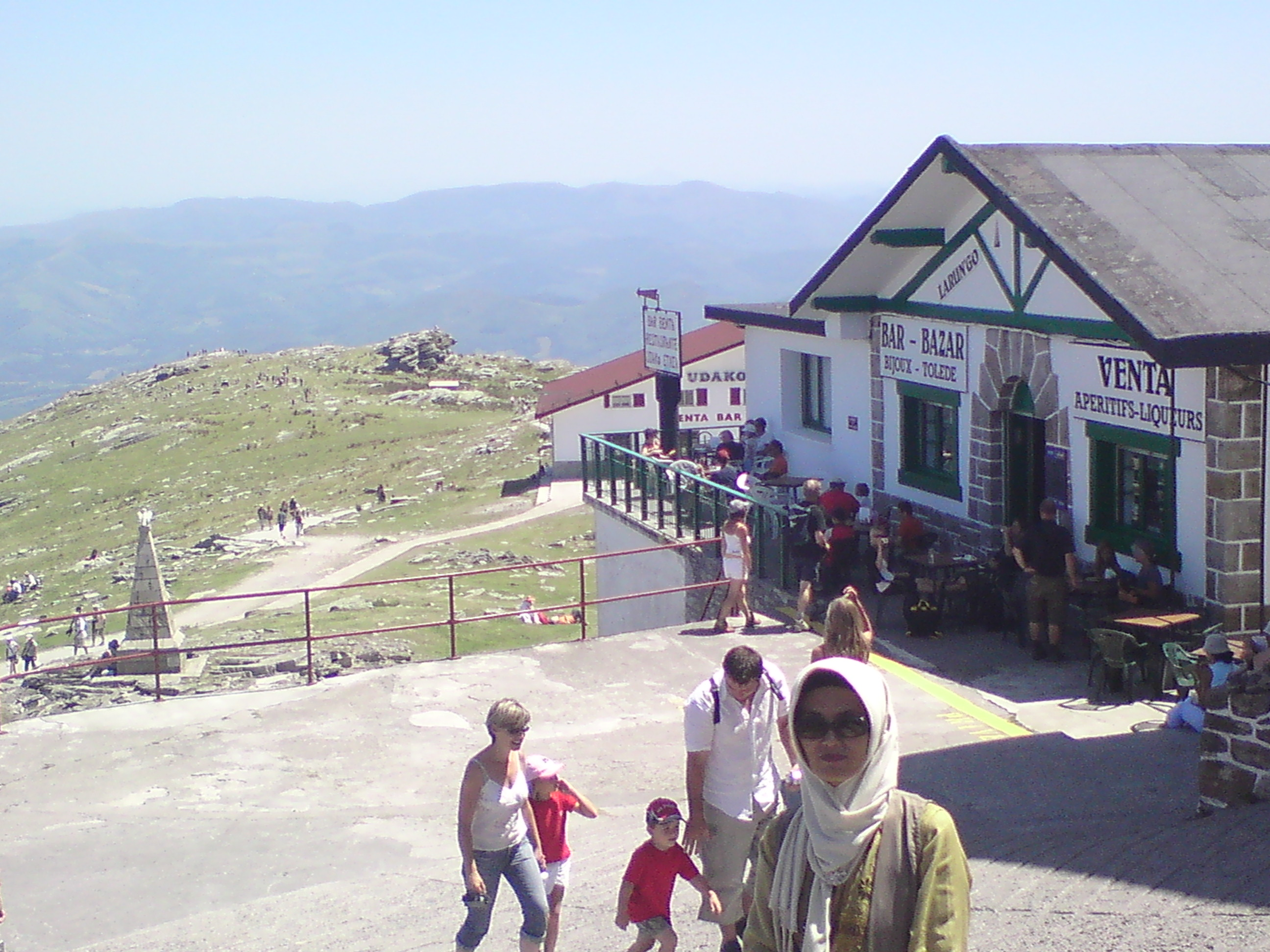 puncak La Rhune