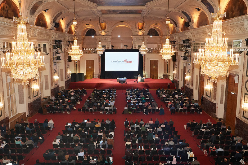 First photos from Cytokines 2019 in Vienna!