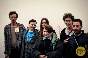 Florian Reither & Wolfgang Gantner ( Gelitin), Salvatore Viviano, Hans Scheirl, Jacob Lewa, Carol Greene