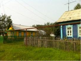 Typical Shiryaevo houses