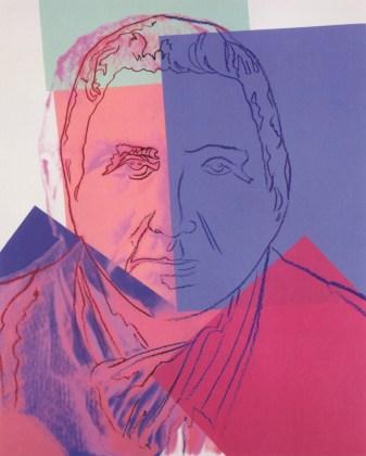 Gertrude Stein, Collection of the Blavatnik Family. Photograph courtesy of Ronald Feldman Fine Arts, New York