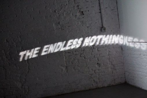 'Tsang Kin-Wah: The Infinite Nothing'