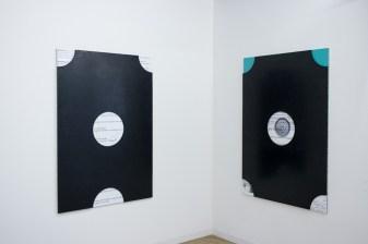 Benjamin Hirte at Emanuel Layr Gallery (Vienna), Liste, photo: Kristina Kulakova