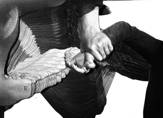 """Karin Fisslthaler, Crystal (La Passion de Jeanne d'Arc / I)"""", 2014, photocredit: courtesy of the artist"""